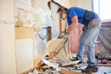 Demolition Services in Bells by Trinity Builders