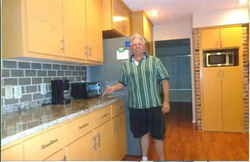 Kitchen Remodel Clutch City TX